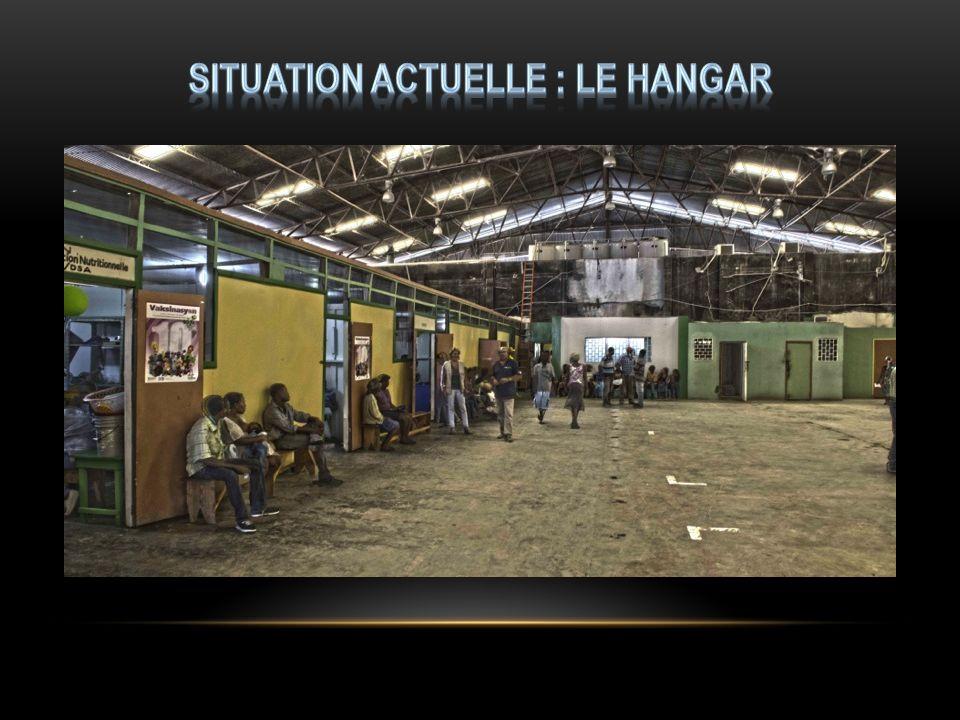 Situation actuelle : le Hangar