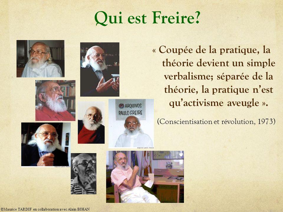 Qui est Freire