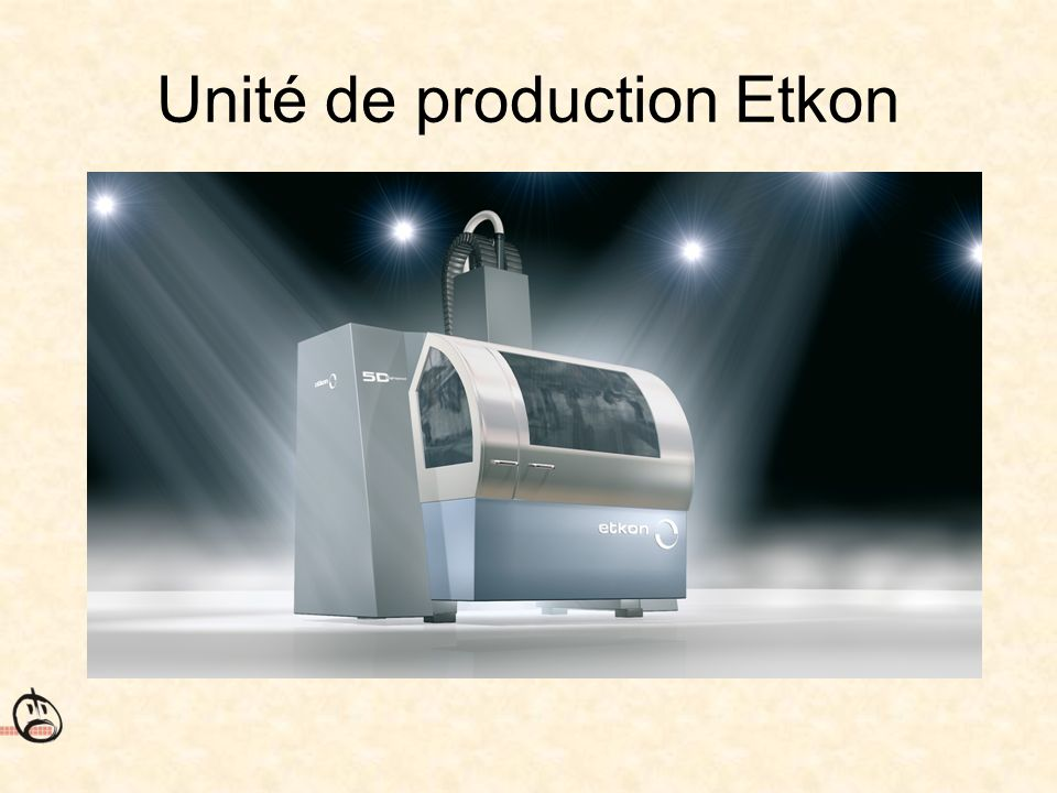Unité de production Etkon