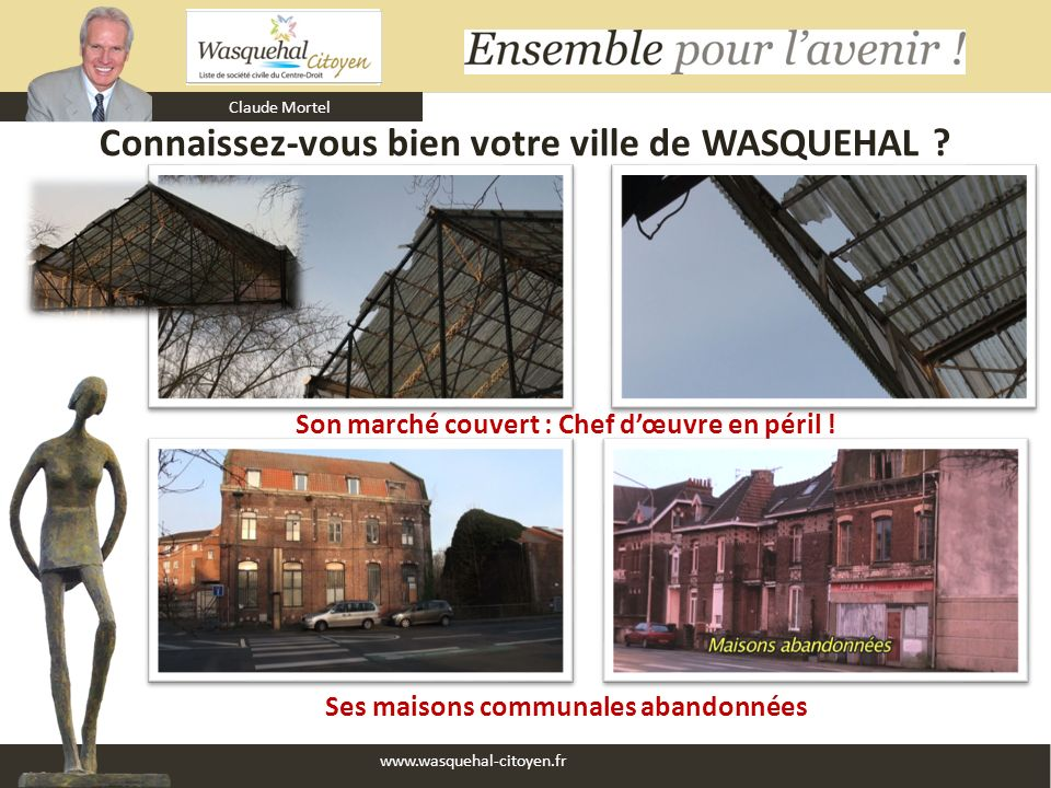 Connaissez-vous bien votre ville de WASQUEHAL