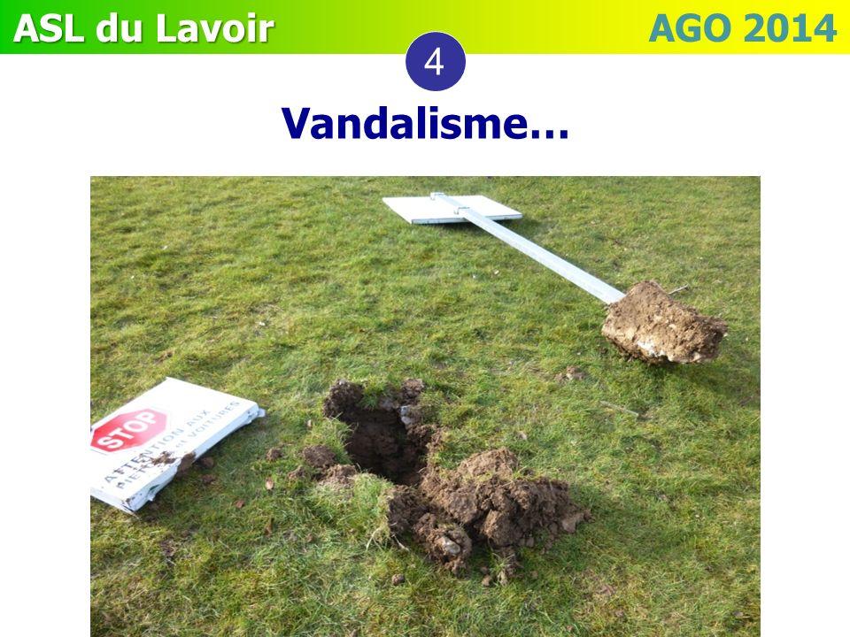 4 Vandalisme…