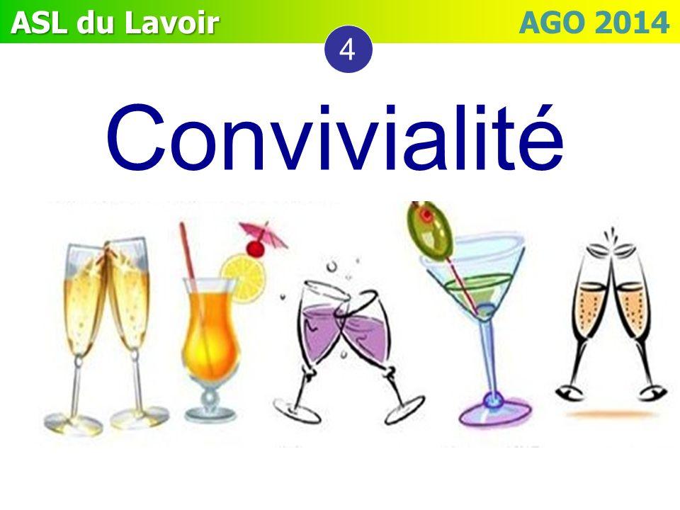 4 Convivialité