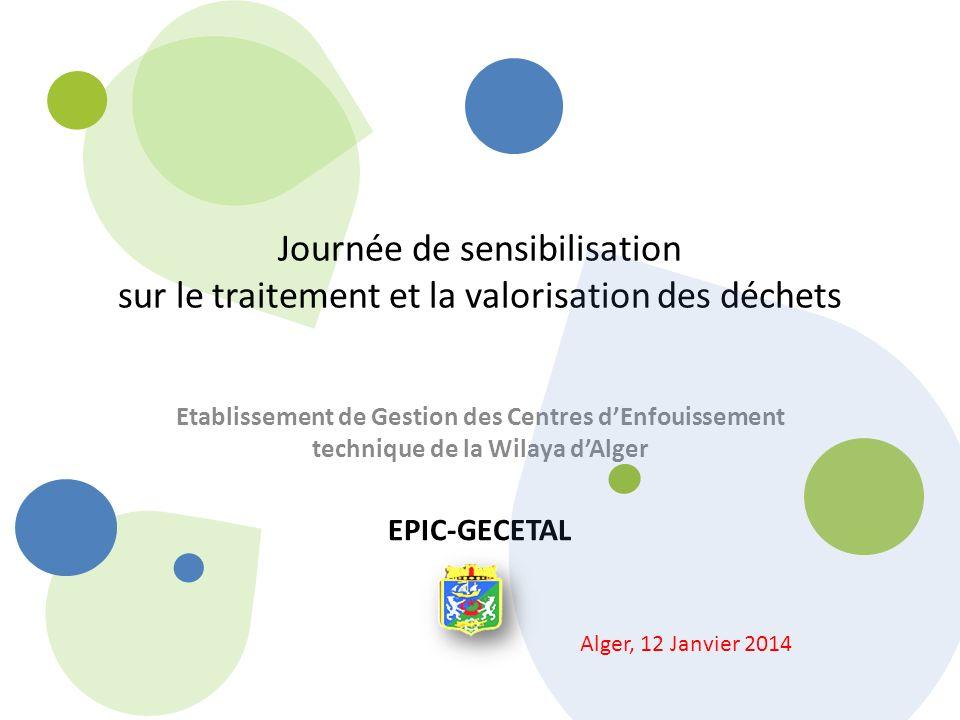 VERSION TEST Journée de sensibilisation sur le traitement et la valorisation des déchets.
