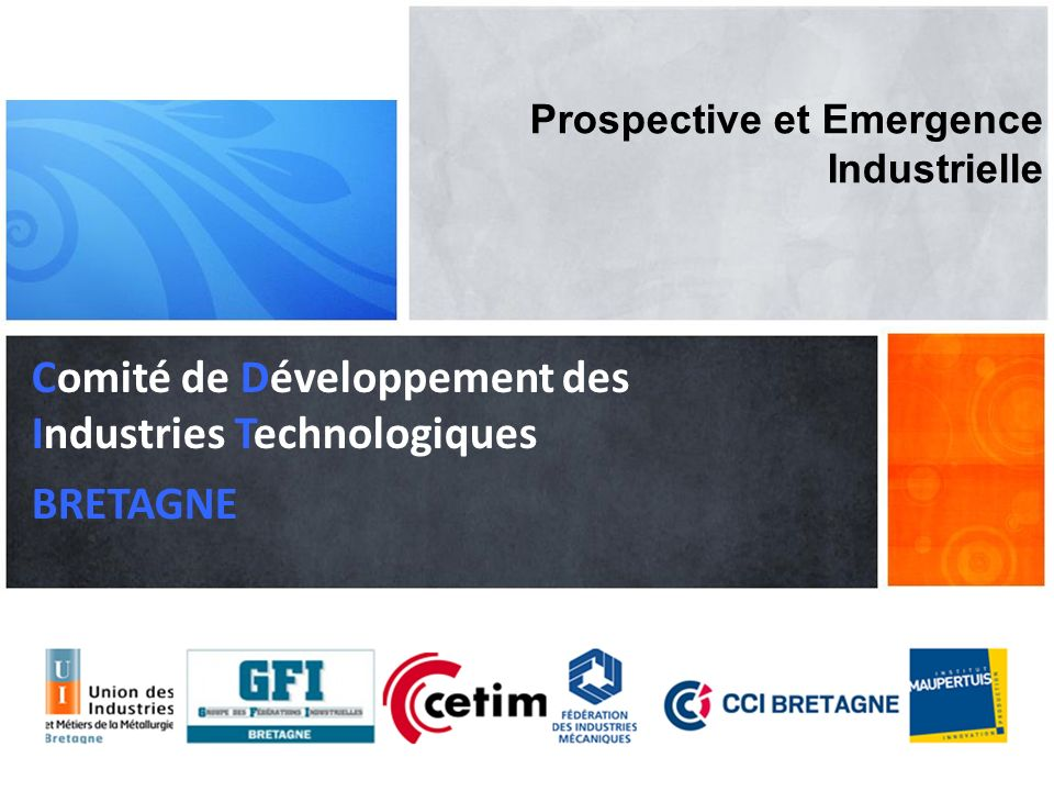 Comité de Développement des Industries Technologiques