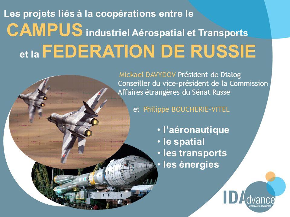 Les projets liés à la coopérations entre le