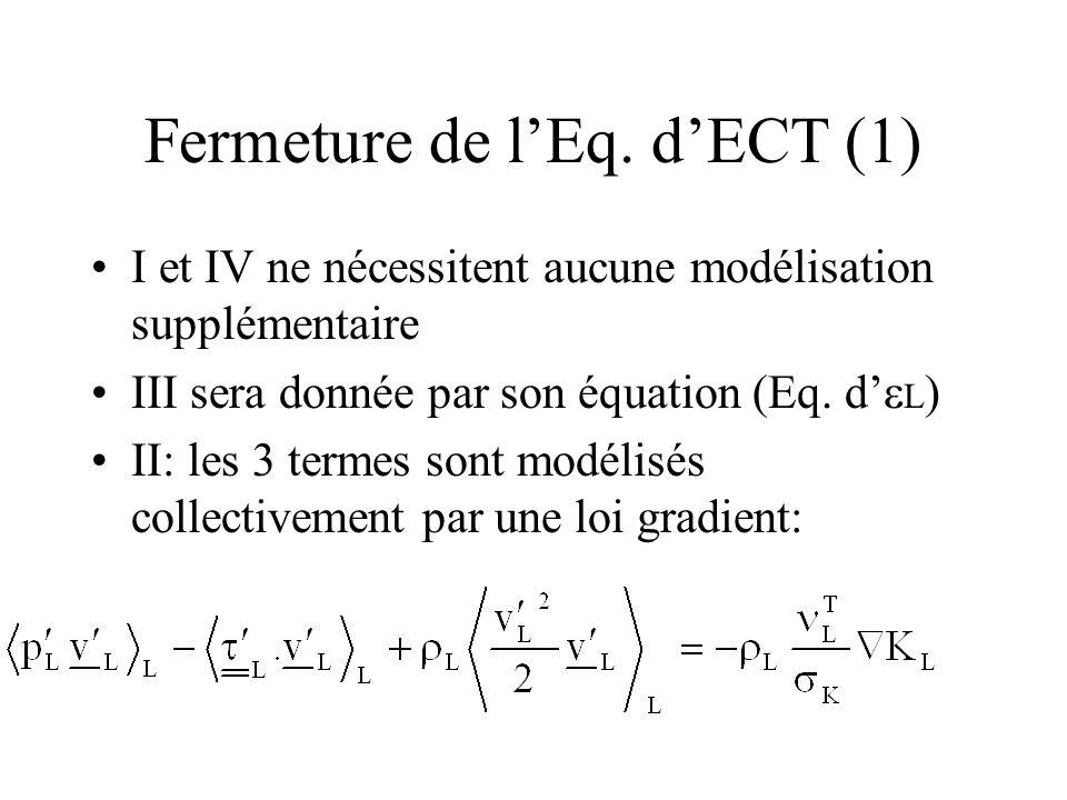 Fermeture de l'Eq. d'ECT (1)