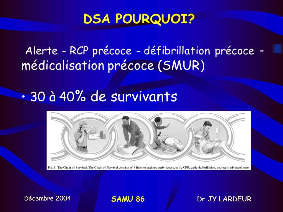 DSA POURQUOI.
