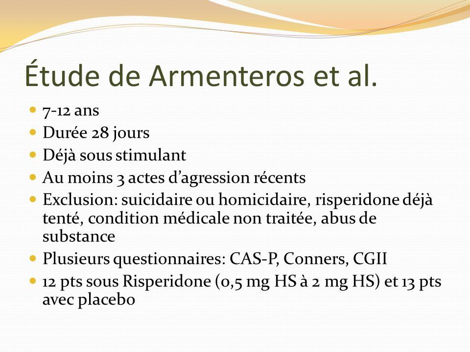 Étude de Armenteros et al.