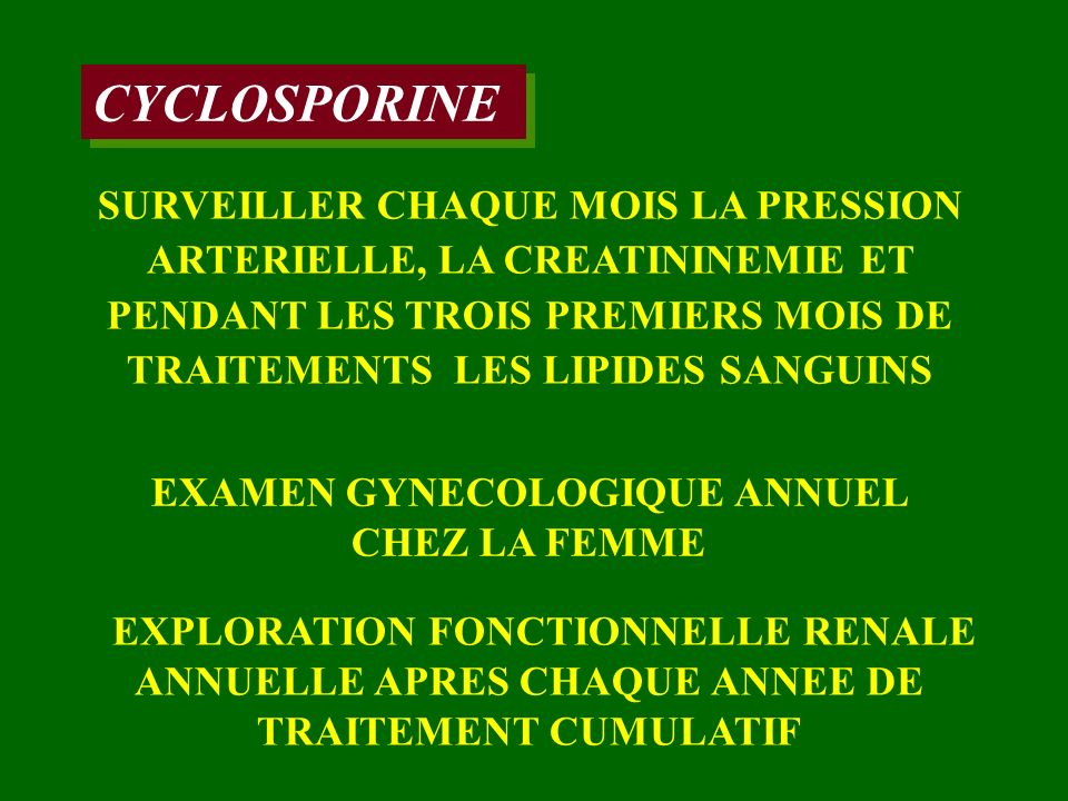 EXAMEN GYNECOLOGIQUE ANNUEL