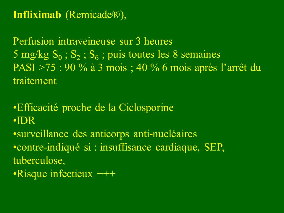 Infliximab (Remicade®),
