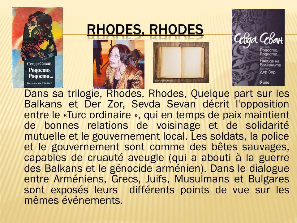 Rhodes, Rhodes
