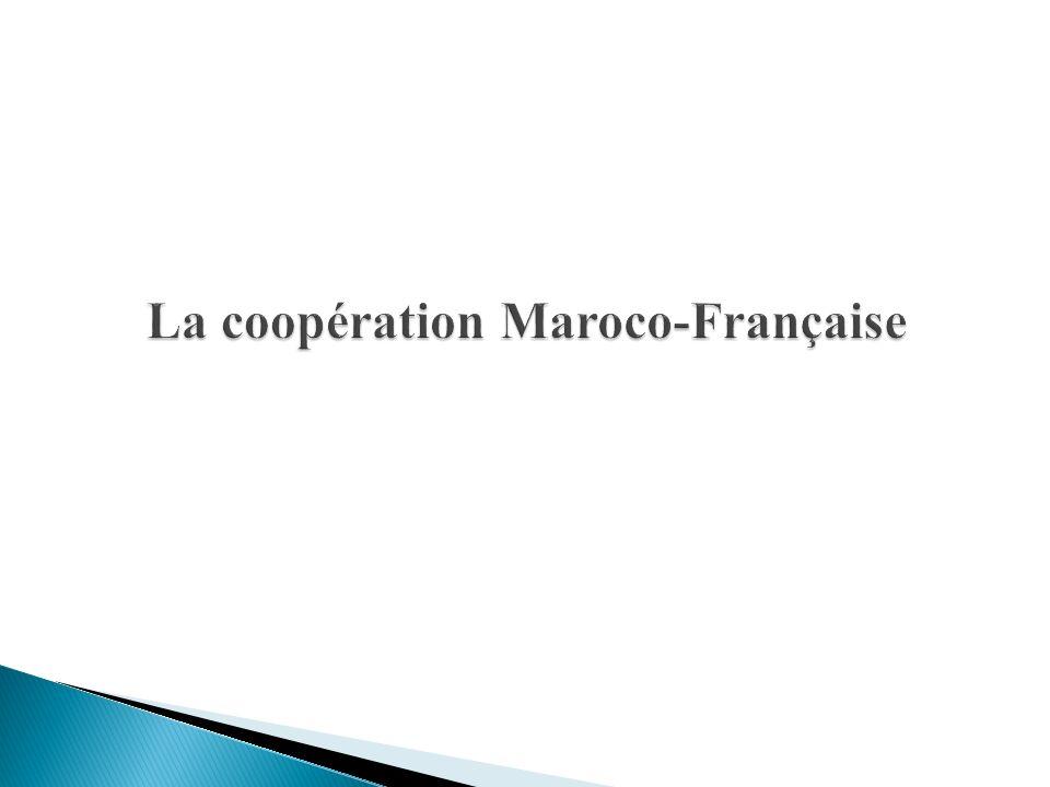 La coopération Maroco-Française