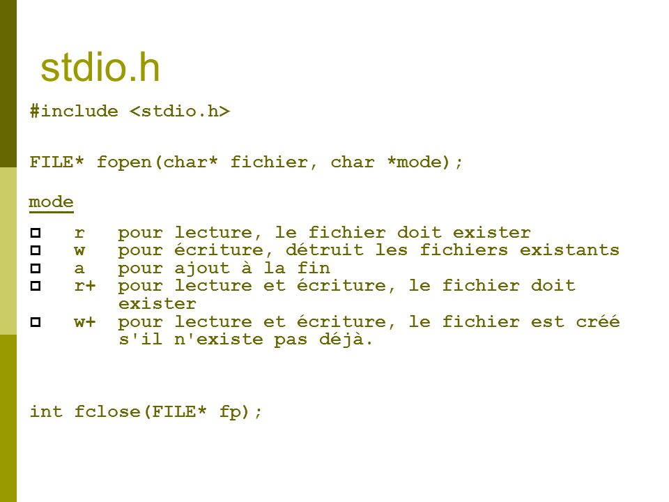 stdio.h #include <stdio.h>