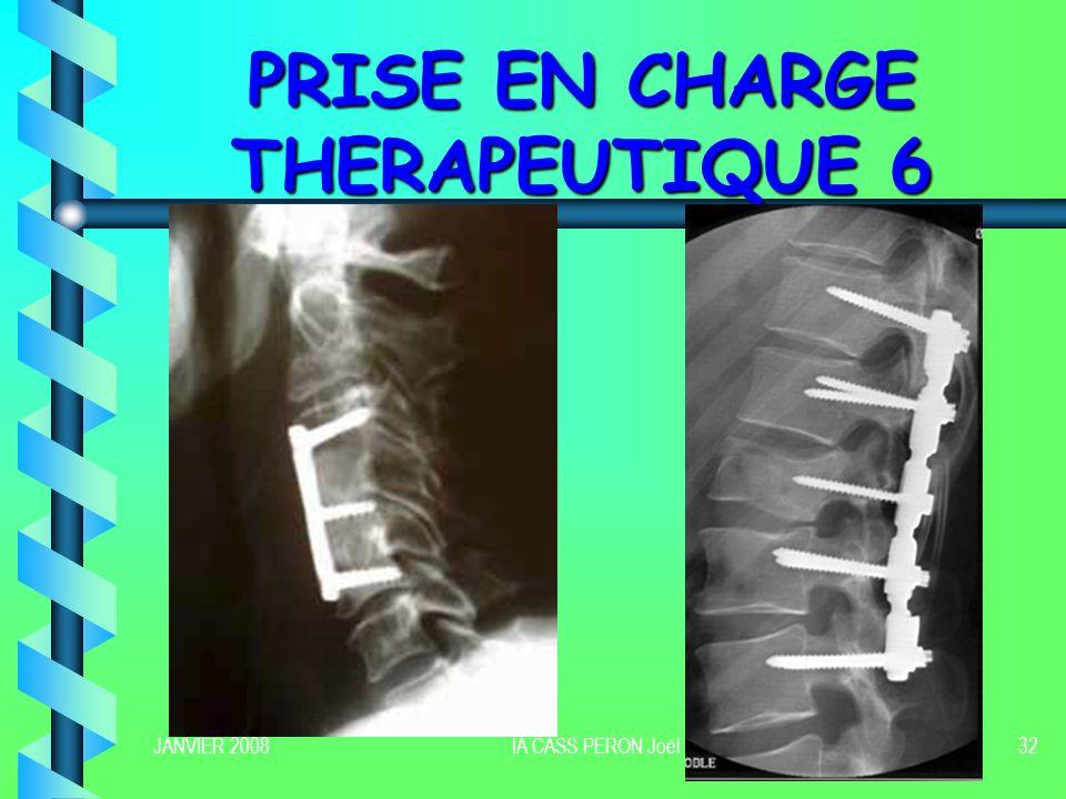 PRISE EN CHARGE THERAPEUTIQUE 6