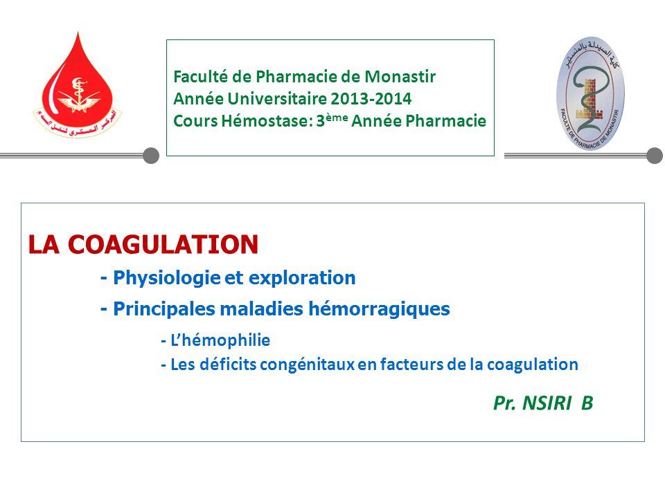 Faculté de Pharmacie de Monastir