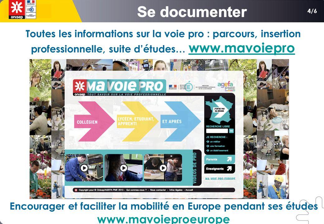Encourager et faciliter la mobilité en Europe pendant ses études