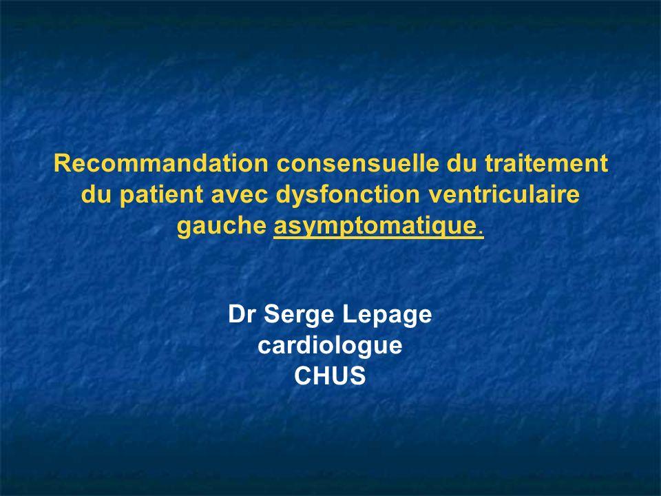 Dr Serge Lepage cardiologue CHUS