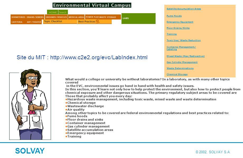 Risques chimiques en laboratoire