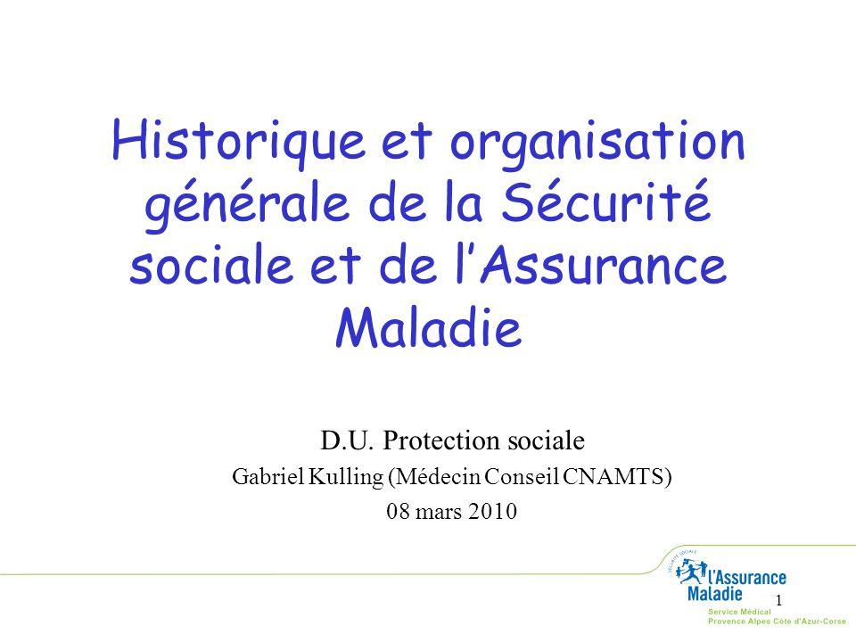 Gabriel Kulling (Médecin Conseil CNAMTS)