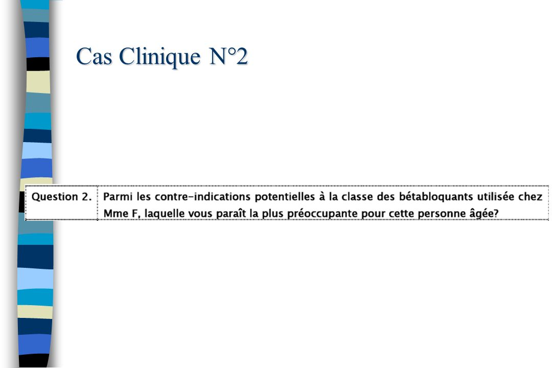 Cas Clinique N°2 60