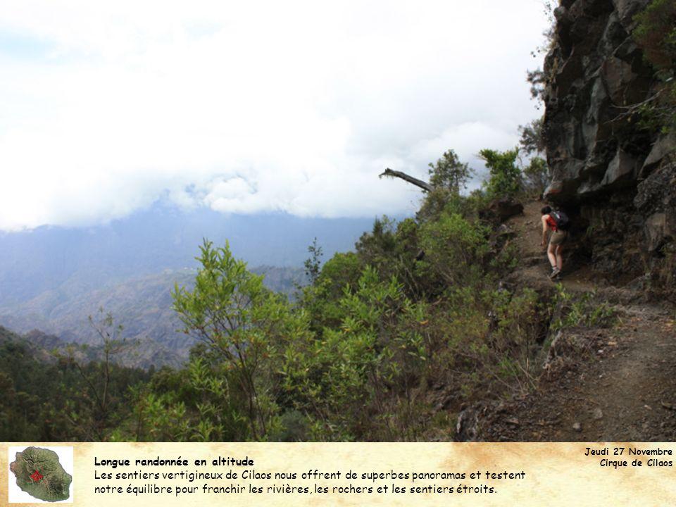  Longue randonnée en altitude