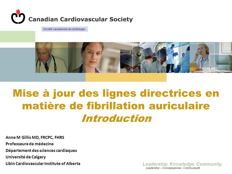 Société canadienne de cardiologie