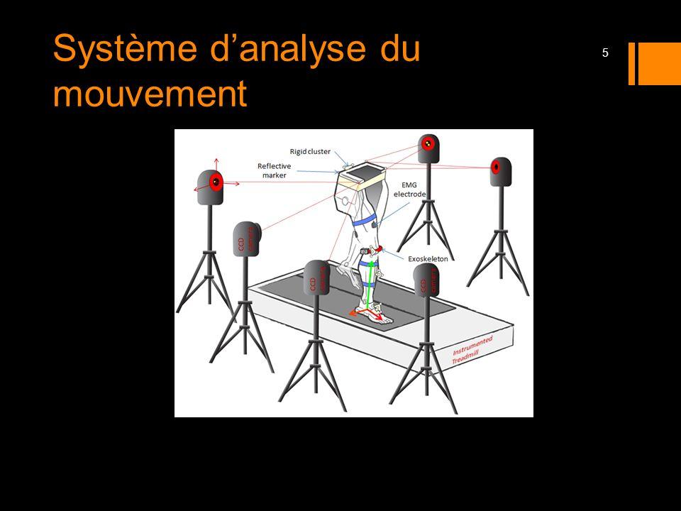 Système d'analyse du mouvement