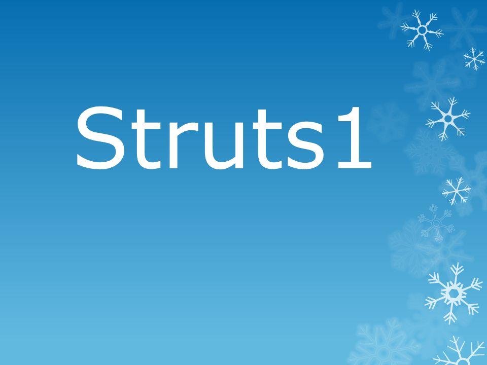 Struts1
