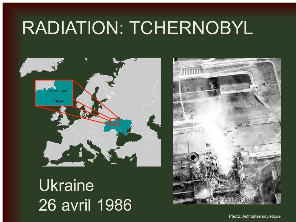 RADIATION: TCHERNOBYL