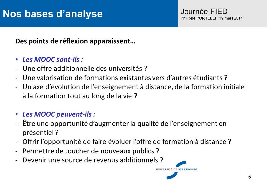 Journée FIED Philippe PORTELLI – 19 mars 2014