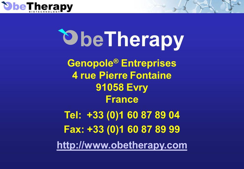 Genopole® Entreprises