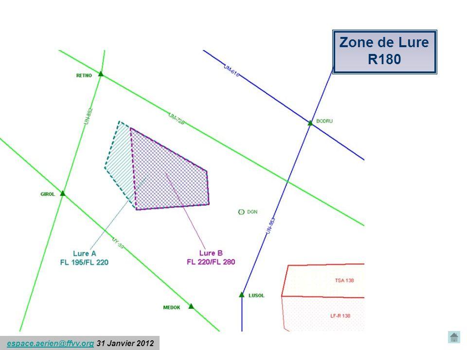 Zone de Lure R180