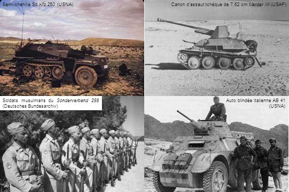 Semi-chenillé Sd.Kfz.250 (USNA)