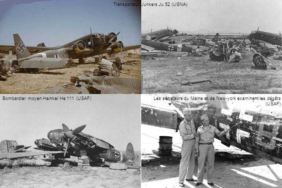 Transporteur Junkers Ju 52 (USNA)