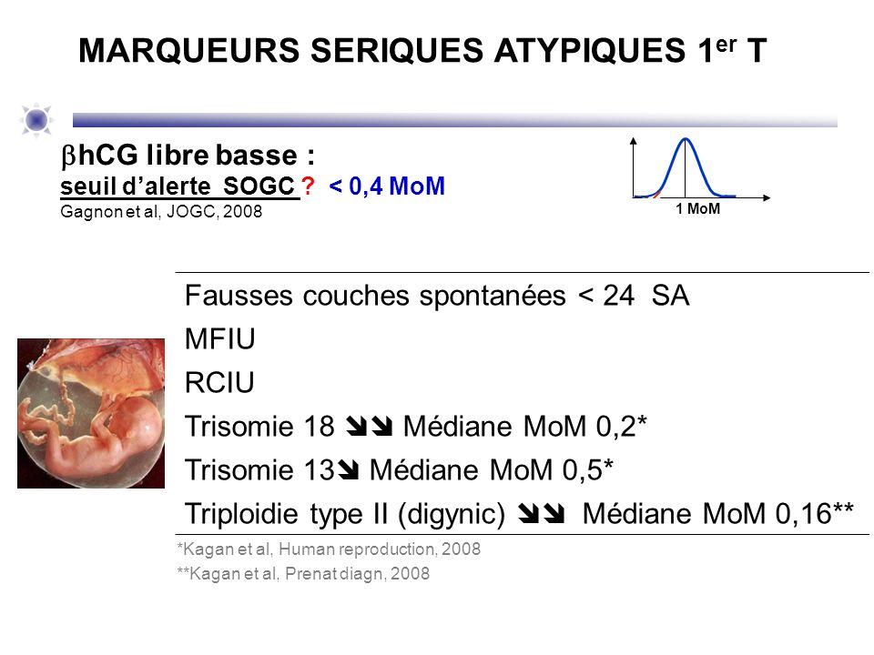 MARQUEURS SERIQUES ATYPIQUES 1er T