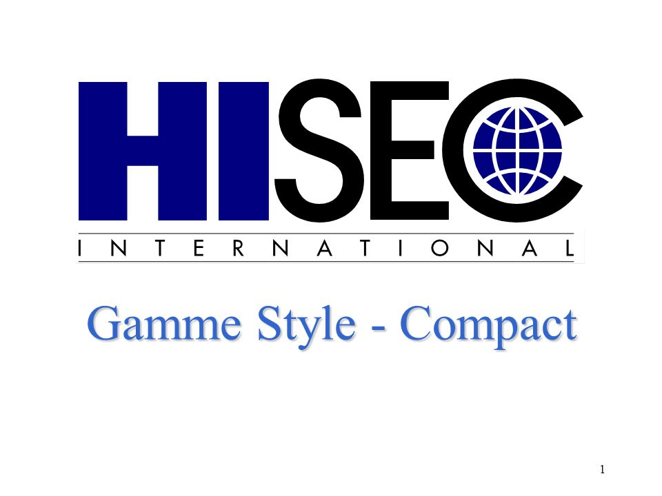 Gamme Style - Compact