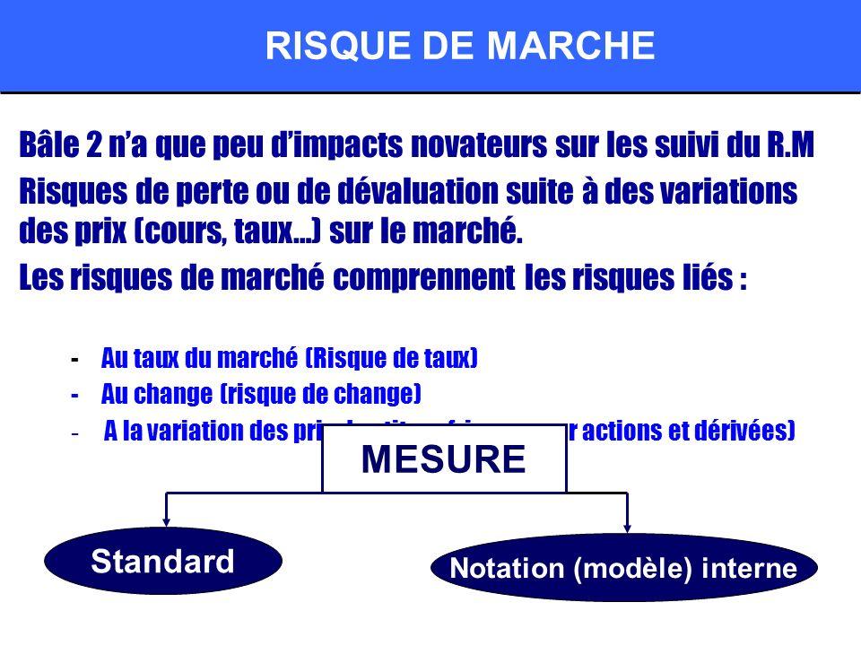 Notation (modèle) interne
