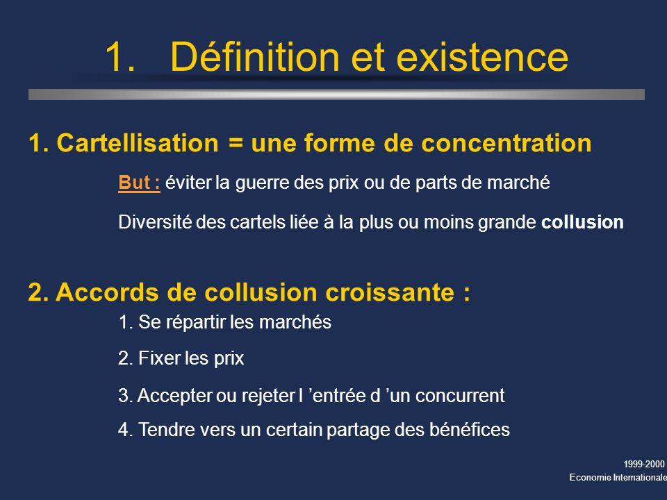 1. Définition et existence