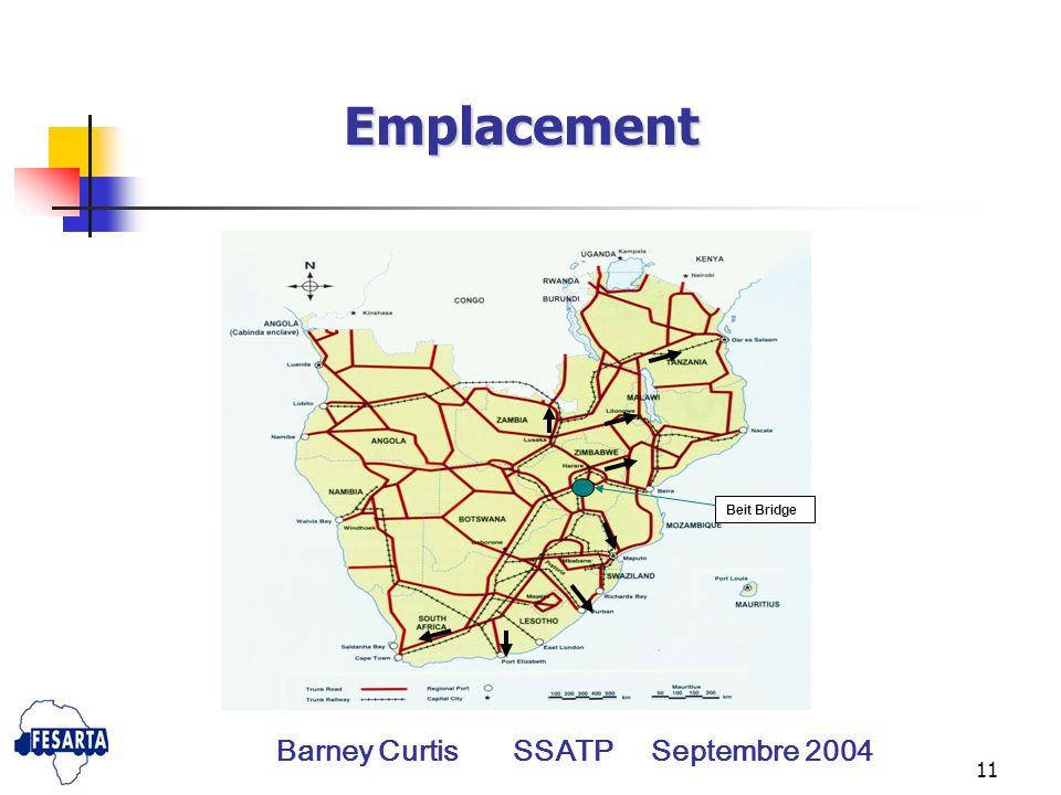 Barney Curtis SSATP Septembre 2004