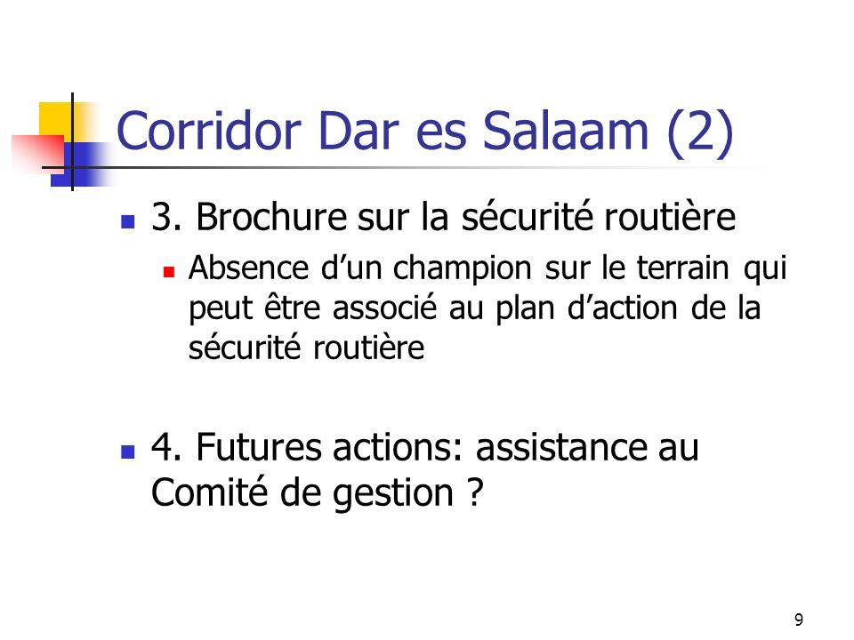 Corridor Dar es Salaam (2)