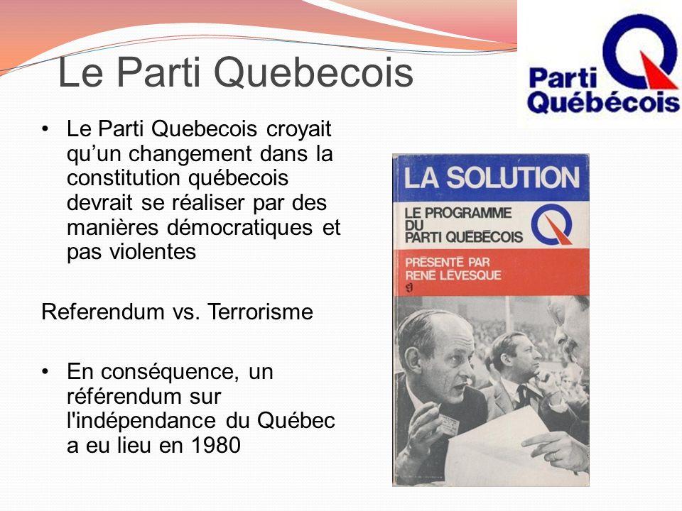 Le Parti Quebecois
