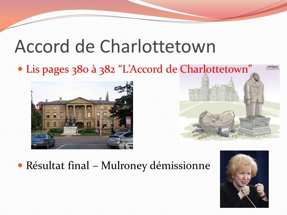Accord de Charlottetown