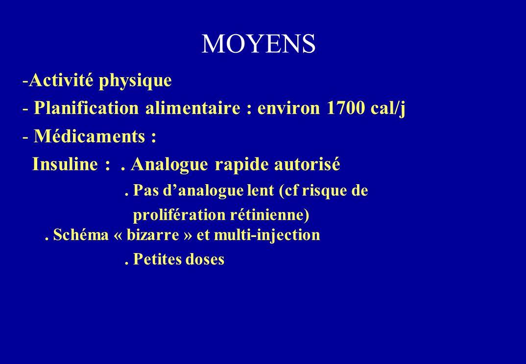 MOYENS Activité physique