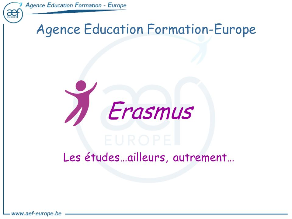 Agence Education Formation-Europe