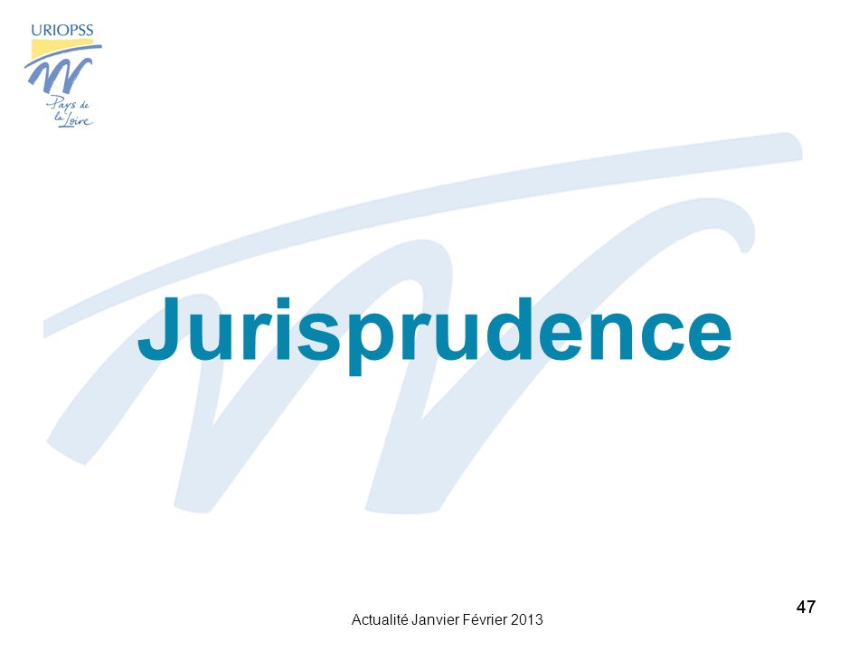 Jurisprudence 47 47