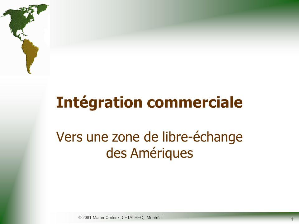 Intégration commerciale