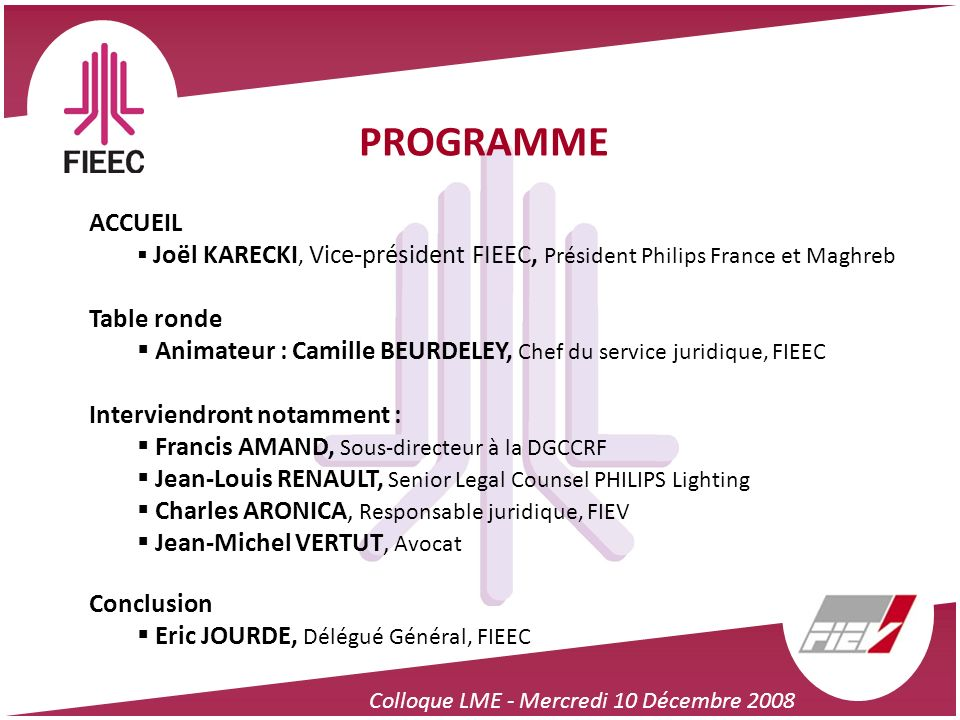 PROGRAMME ACCUEIL Table ronde