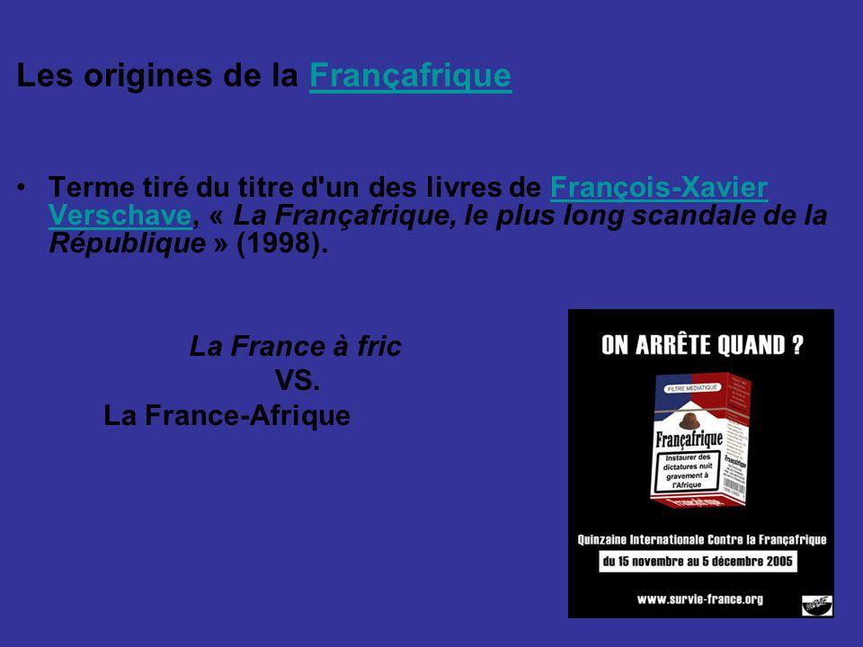 Les origines de la Françafrique