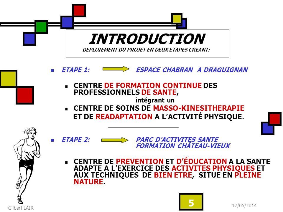 INTRODUCTION DEPLOIEMENT DU PROJET EN DEUX ETAPES CREANT:
