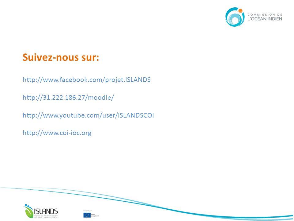 Suivez-nous sur: http://www.facebook.com/projet.ISLANDS